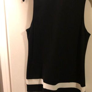 Necessary Objects Dresses - Black and White comfy dress stretchy